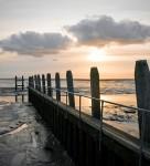 Late ebb-tide